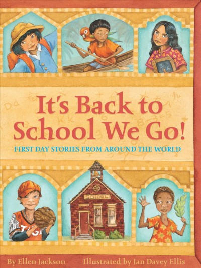 cover of It's Back to School We Go