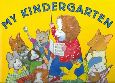 cover of My Kindergarten by Wells