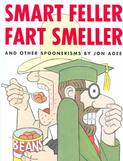 Smart Feller Fart Smeller book cover