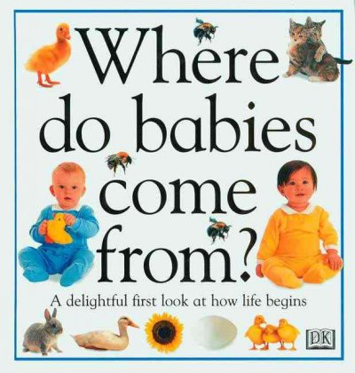 cover image of Where Do Babies Come From