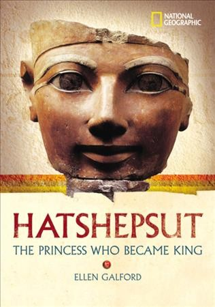 cover image of Hatshepsut biography