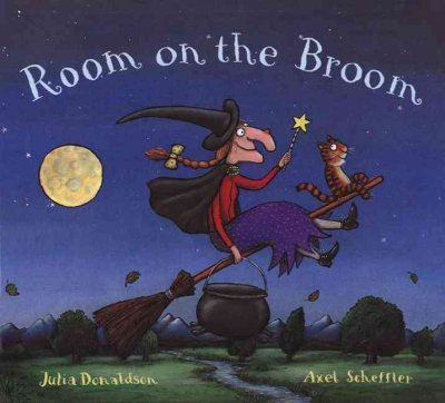 cover; Room on the Broom