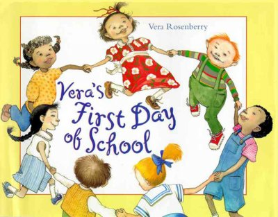 cover of Vera's First Day of School