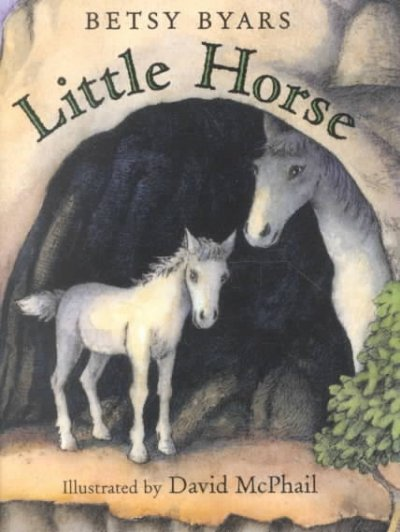 Little Horse book cover