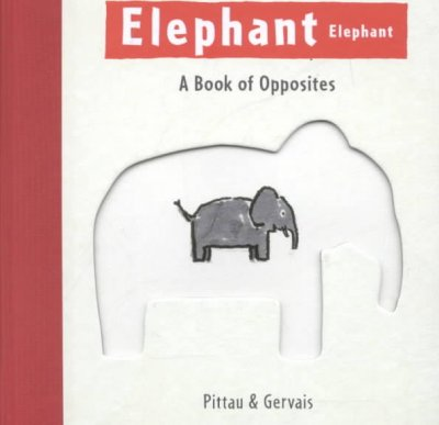 Elephant Elephant book cover