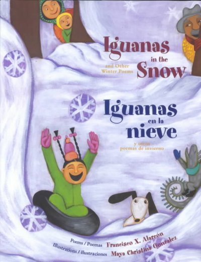 Cover of Iguanas in the Snow
