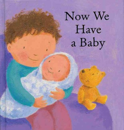 cover image of Now We Have a Baby