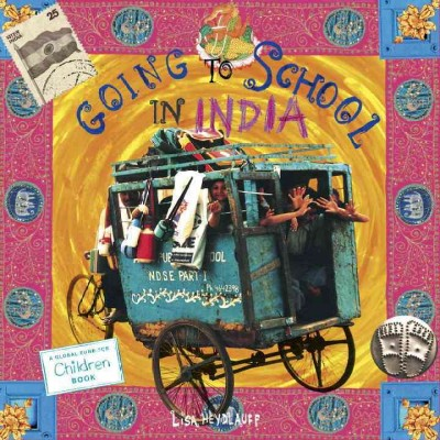 cover of Going to School in India
