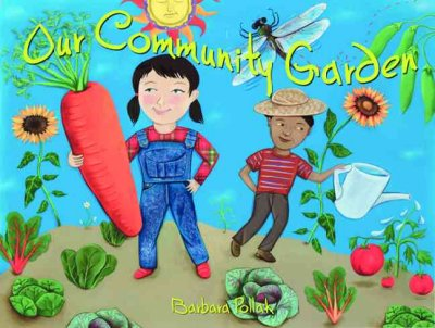 cover of Our Community Garden by Pollak