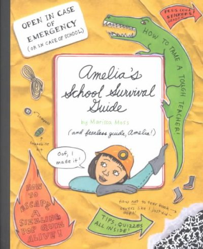 cover of Amelia's School Survival Guide