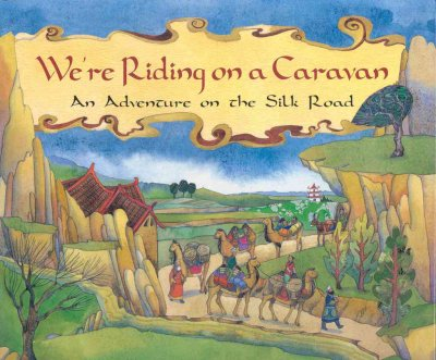 We're Riding on a Caravan book cover
