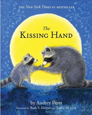 cover image of The Kissing Hand