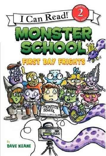 cover of Monster Frights