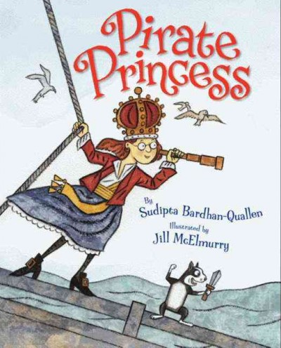 Cover image of Pirate Princess by Bardhan