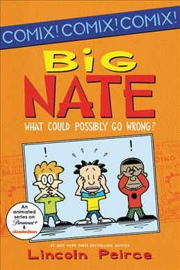 Big Nate book cover