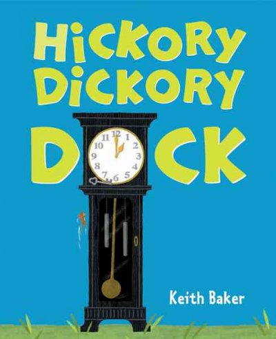 Cover of Hickory Dickory Dock