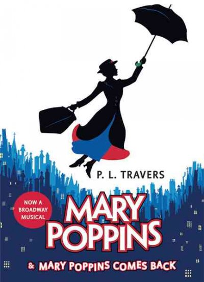 Mary Poppins book jacket