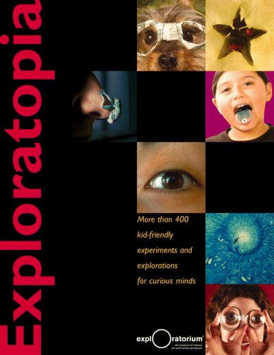 Exploratopia book cover