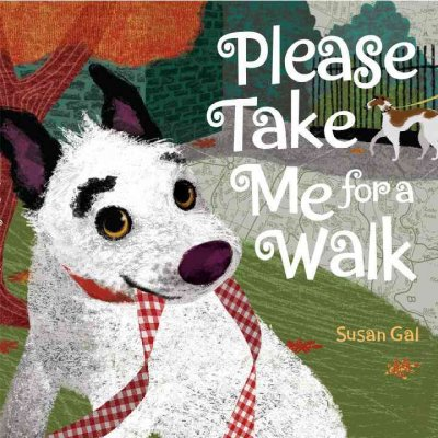 Please Take me for a Walk book cover