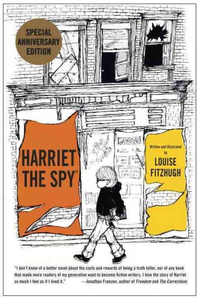 Harriet the Spy - see other editions too