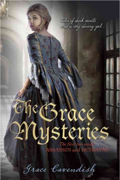 Lady Grace Mysteries (Assassin & Betrayal, bks 1 & 2)