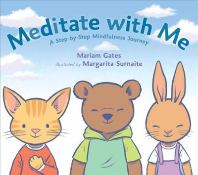 Book cover image of Meditate with me