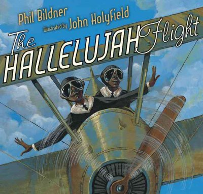 Hallelujah Flight book cover