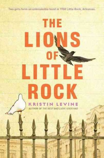 Lions of Little Rock book cover