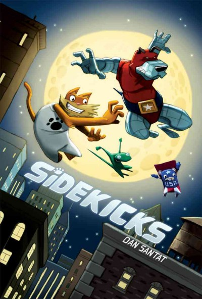 Sidekicks book cover