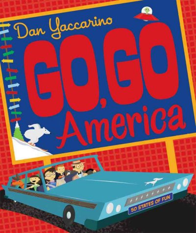 Go, Go America book cover