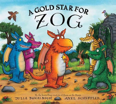 cover; A Gold Star for Zog