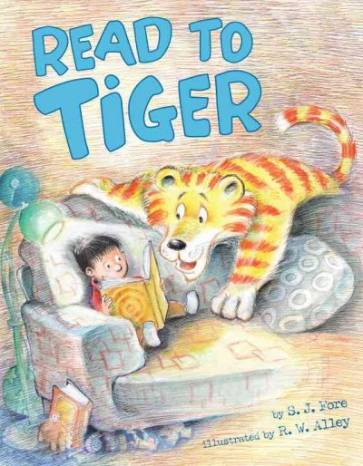 Read to Tiger book cover