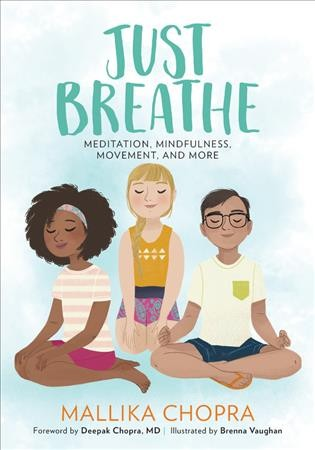 Book cover image of Just Breathe