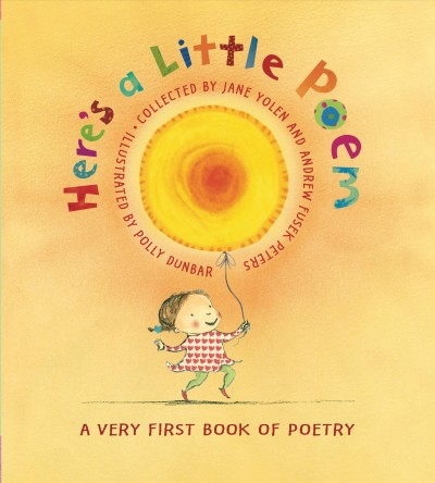 Cover of Here's A Little Poem