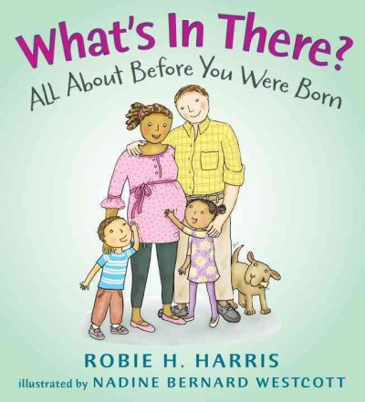 cover of What's In There?