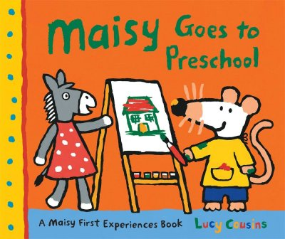 cover of Maisy goes to preschool