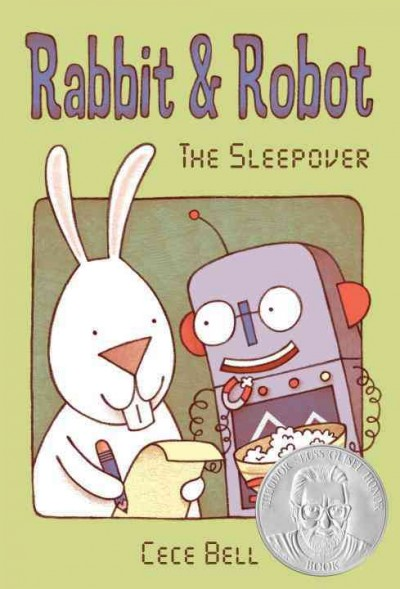 Rabbit & Robot book cover