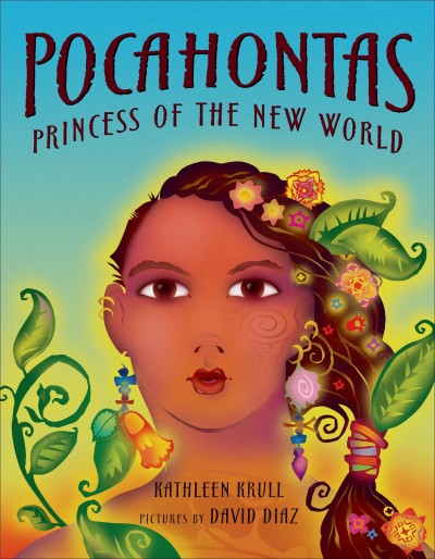 cover image of Pocahontas Princess of the New World