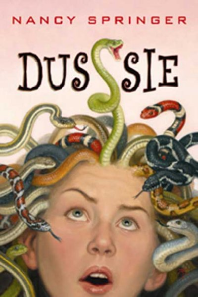 Dusssie book cover