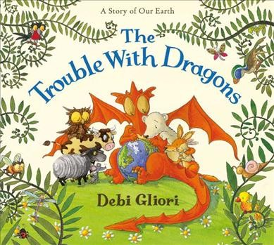 cover; Trouble With Dragons