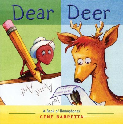 Dear Deer book cover