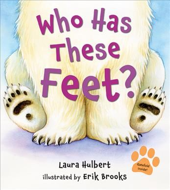 Who Has These Feet? book cover