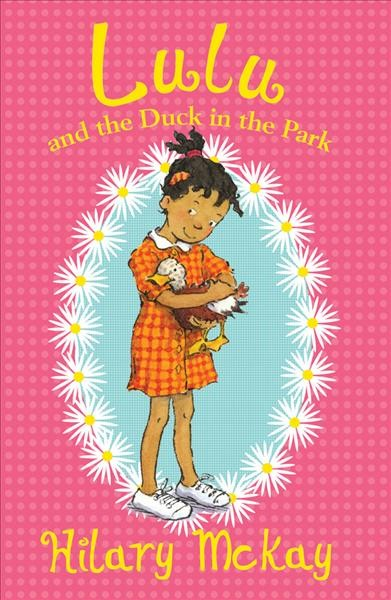 Lulu and the Duck in the Park book cover
