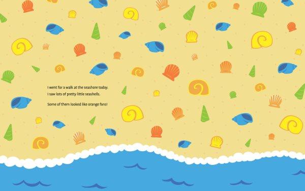 Summer at the Seashore book cover
