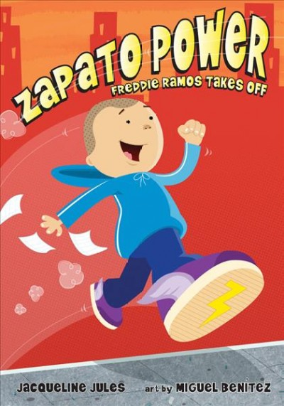 Zapato Power book cover