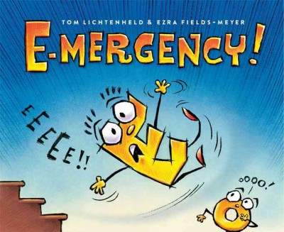 E-mergency book cover