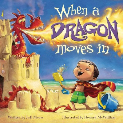 cover; When a Dragon Moves In