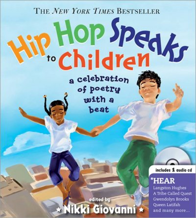 Book cover of Hip Hop Speaks to Children
