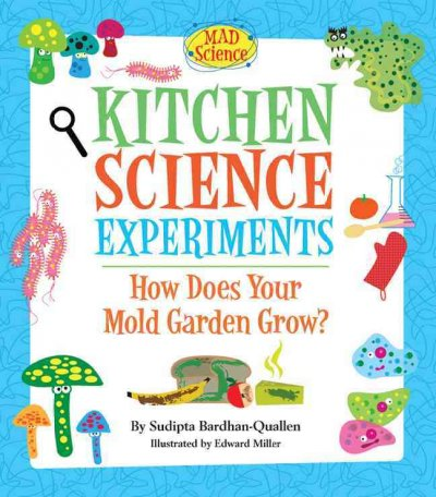 Kitchen Science Experiments book cover