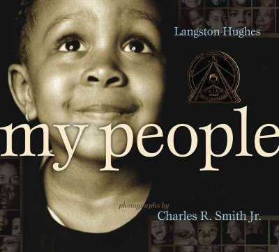 Book cover of My People by Langston Hughes